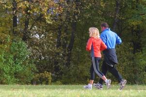 Winter Sport Selbstmanagement joggen