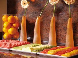 Gesundes Obst zum Basenfasten. Foto: Menschels Vitalresort