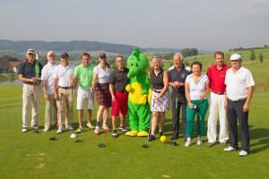 Tabaluga golfen Charity