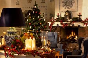 Wellness Weihnachten Licht Achtsamkeit