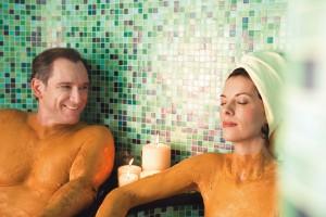 Rasulbad zu zweit im Wellness-Hotel Sonnengut