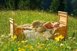 Thalasso Sommer Hautpflege Bäder