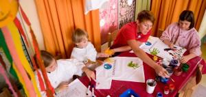 Happy-Club im Familienhotel Sonnenpark