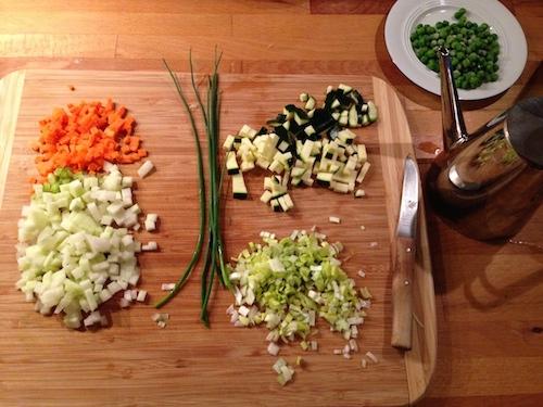 vegetarisch fasten