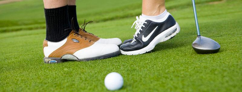 Golfen für den guten Zweck