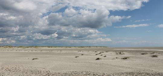 Strand, Strand und nochmal Strand in St. Peter-Ording