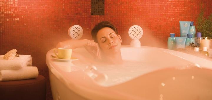 Wellnesshotel Massage Entschleunigung Bäder