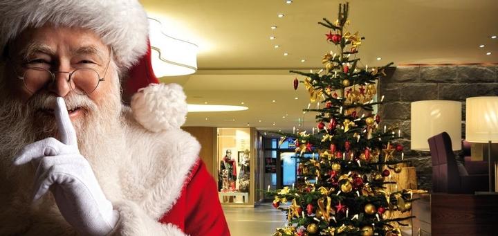 Weihnachten im Hotel Neptun