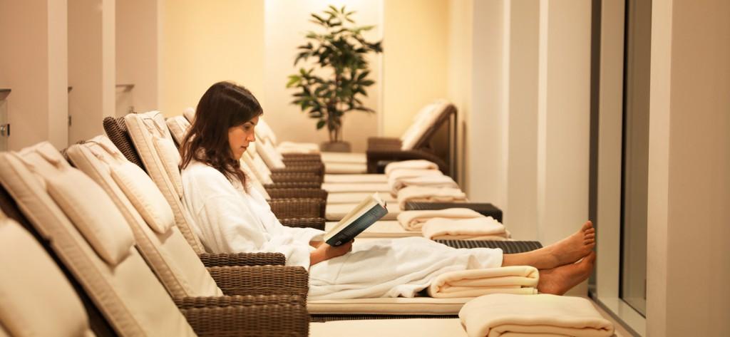 Lesen im Hotel Diedrich