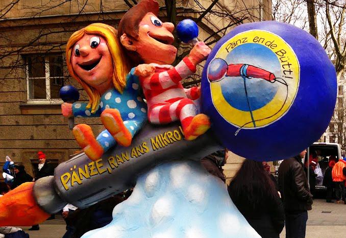 Karneval fasten