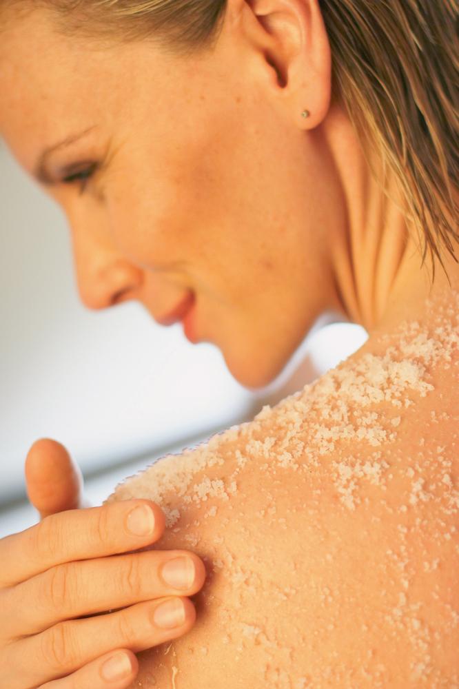 wibke Peeling Bürstenmassage