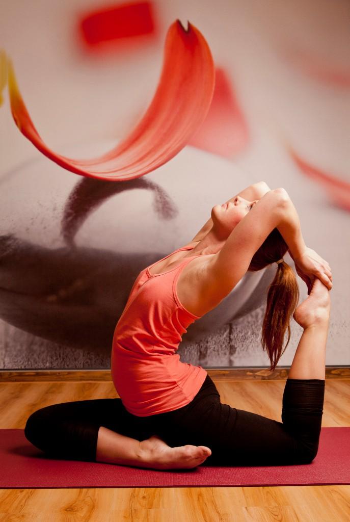 Yoga Achtsamkeit
