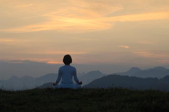 Wellness Entschleunigung Auszeit Achtsamkeit