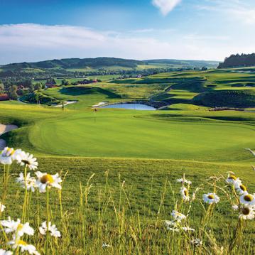 Wellnessurlaub golfen Bayern