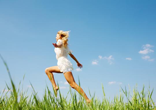 Wellness Sommer Laufen