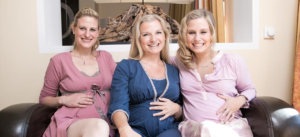 Babymoon - Wellness für Schwangere