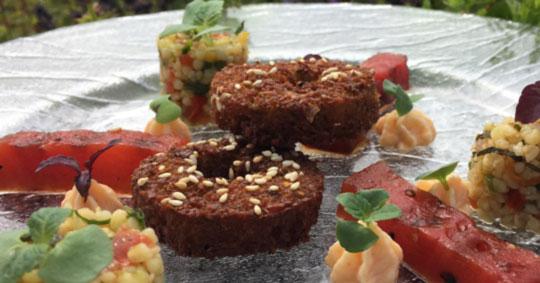 Rezept Tabuleh & Falafel