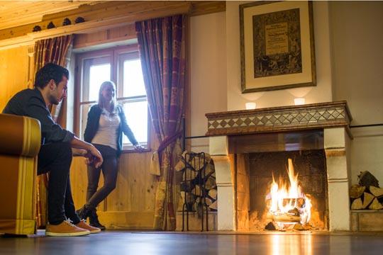 Entspannte Atmosphäre und Hygge im Hotel Diedrich in Hallenberg