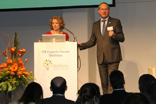 ITB Fachforum Wellness