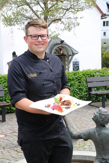 Koch Marius Peich aus Willingen