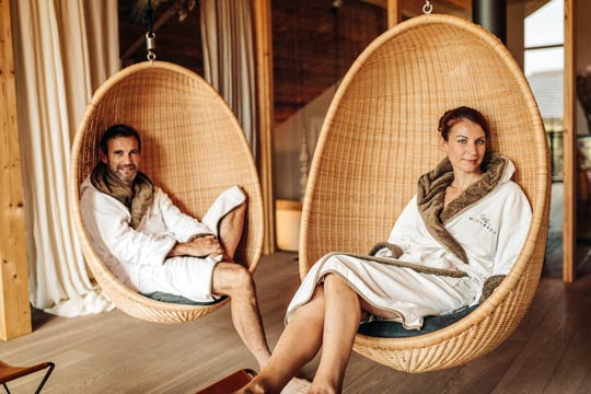 Entspannung im Das Mühlbach | Thermal Spa & Romantik Hotel