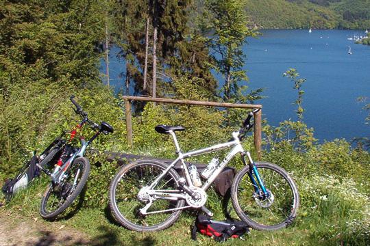 Fahrradpause im Freund | Romantik Hotel & Spa Resort