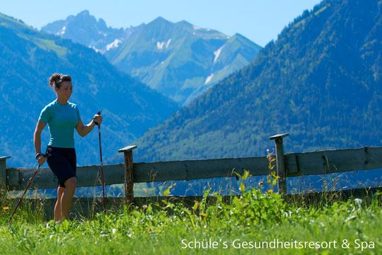 Fitness in Schüle's Gesundheitsresort & Spa