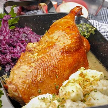 Winter Weihnachten Rezepte Rezept mareike Küche Kräuter