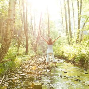 wibke Wellnesstipp Walking Tee Sauna Massage Bäder