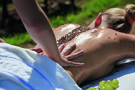 Wellnessurlaub Miriam Massage Detoxing