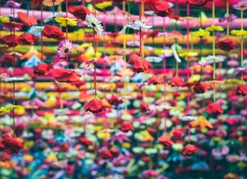 Wellnesshotel Wellness Vielfalt Sinnenswahrnehmungen Sinne Farben