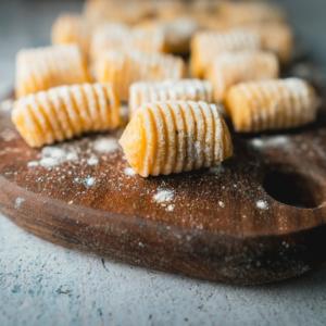 Tipps Rezepte Rezept Pasta Kürbis Kräuter Herbst