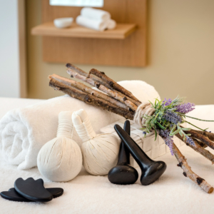 Wellness-Anwendungen Spa-Rituale Regionales