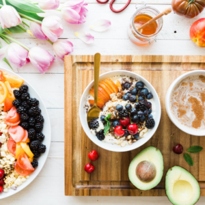 vier säulen stressmanagement Sport immunsystem gesund Ernährung